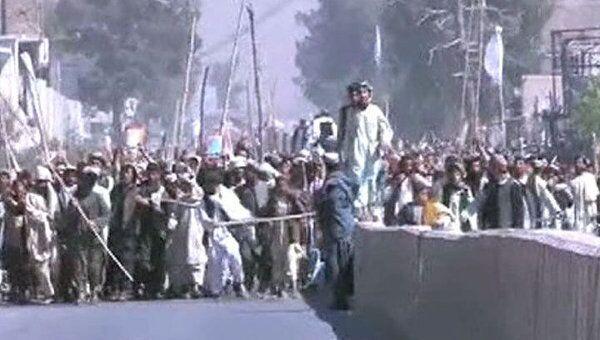 Протесты в Кандагаре против сожжения Корана привели к новым жертвам