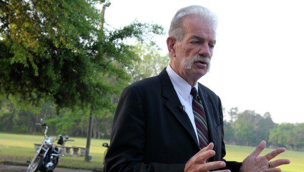 Американский пастор Терри Джонс