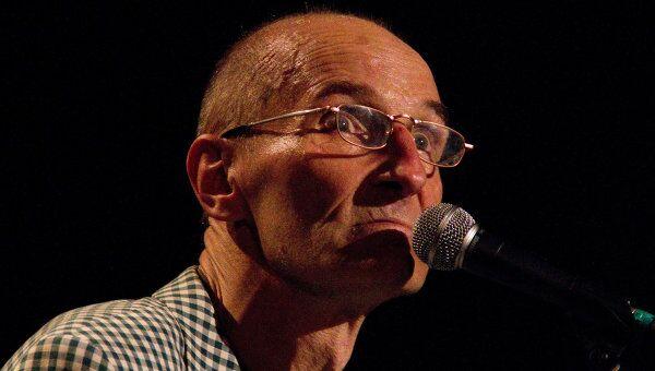 Творческий вечер Петра Мамонова в Театре Эстрады. 2010 год.
