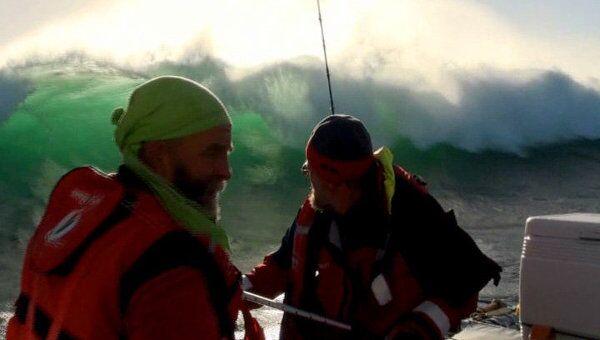 Россияне рассказали, как едва не погибли в путешествии по двум океанам