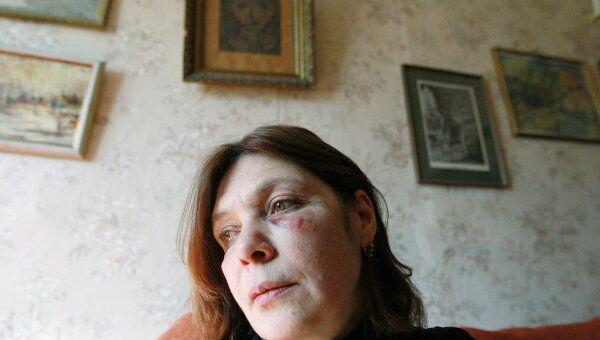 Журналистка Наталья Сейбиль обвинила начальника городского отдела внутренних дел города Московский Алексея Климова в избиении