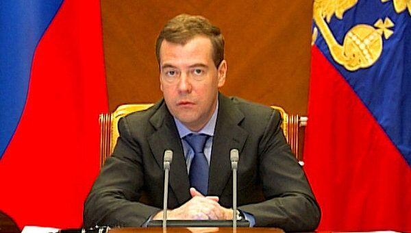 Медведев призвал не обрекать выпускников ПТУ на поиски другой работы