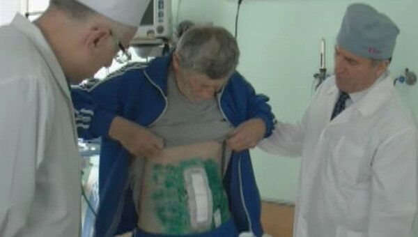 Врачи Дагестана провели сложнейшую операцию пациенту с одной почкой