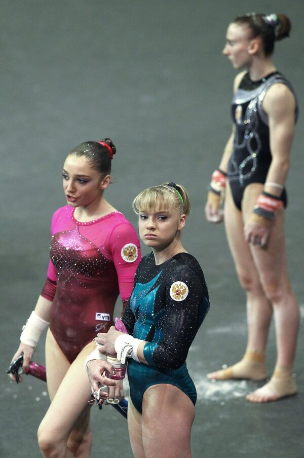 Татьяна Набиева и Алия Мустафина