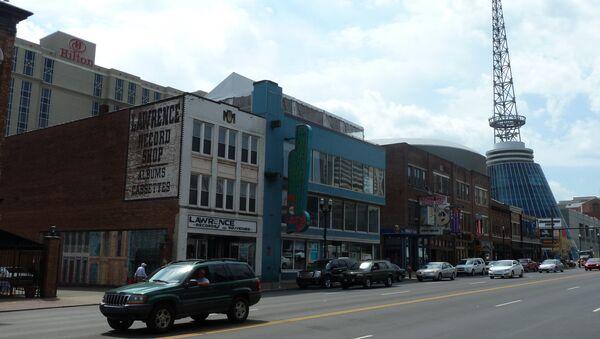 Город Нашвилл, штат Теннесси. Архивное фото