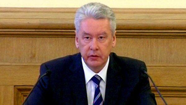 Собянин потребовал избавить сферу госуслуг Москвы от темных контор