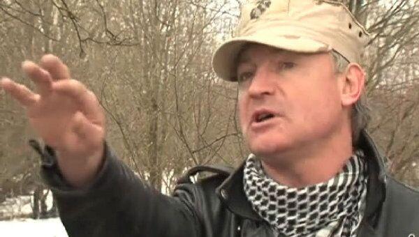 Очевидец падения Ту-154 под Смоленском рассказал о первых минутах после ЧП