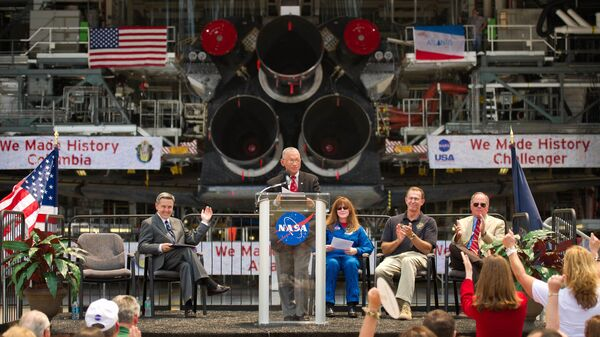Экс-глава НАСА Чарльз Болден