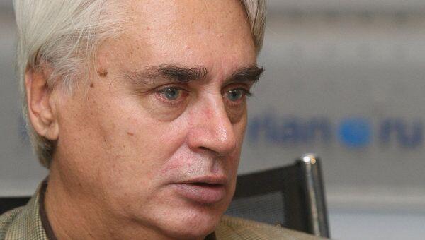 Литератор Борис Евсеев