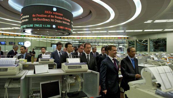 Торги на бирже в гонконге торговля на форекс лохотрон