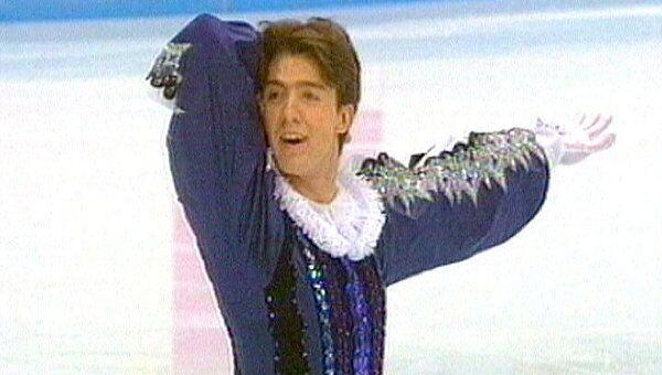 Золотая серия: Алексей Урманов на Олимпийских играх в Лиллехаммере