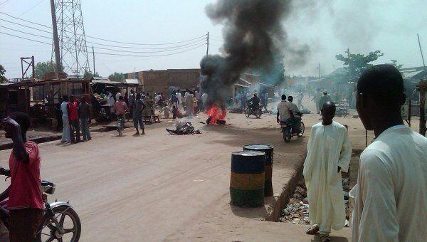 Беспорядки в Нигерии после президентских выборов в апреле 2011