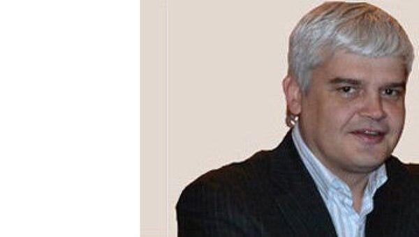 Секретарь бюро совета Свердловского регионального отделения партии Справедливая Россия Максим Головизнин