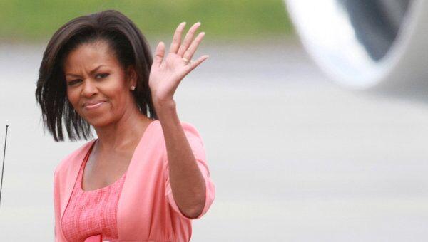 Супруга президента США Мишель Обама, Архивное фото