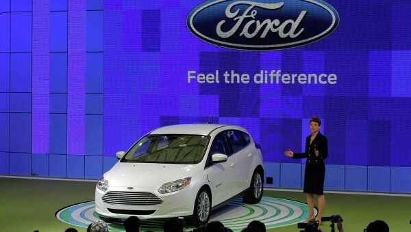 Чистая прибыль Ford в III квартале сократилась на 2,3% - до $1,65 млрд