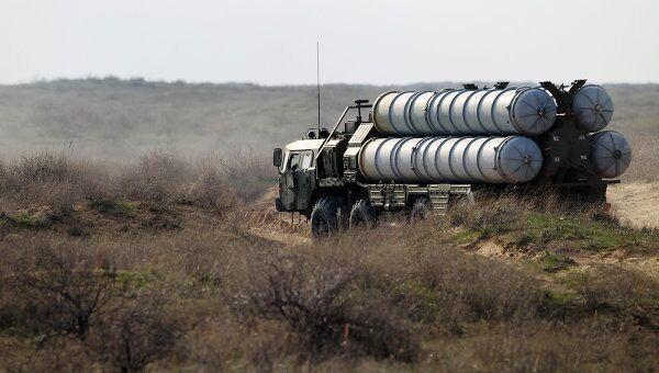 Зенитно-ракетный комплекс С-300. Архив