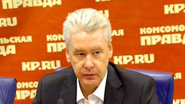 Собянин рассказал, какие проблемы Москве еще предстоит решить
