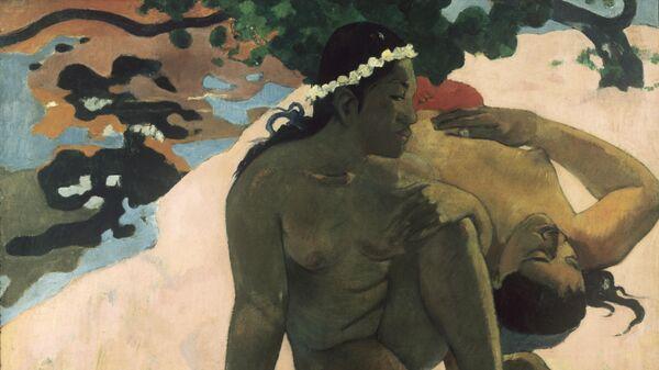 Поль Гоген. А ты ревнуешь?, 1892