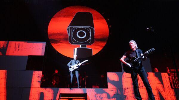 Концерт основателя группы Pink Floyd Роджера Уотерса. Архивное фото