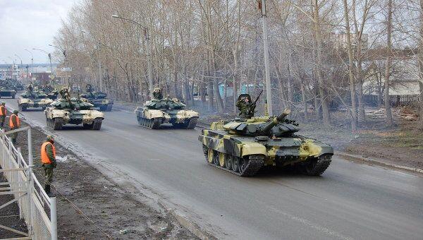 Танки Т-34. Архив