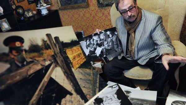 Интервью с бывшим украинским фотографом АПН - РИА Новости Игорем Костиным
