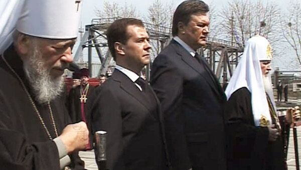 Медведев в Чернобыле вспомнил о тех, кто совершил настоящий подвиг