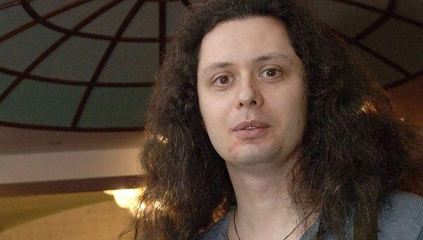 Писатель Михаил Елизаров. Архивное фото