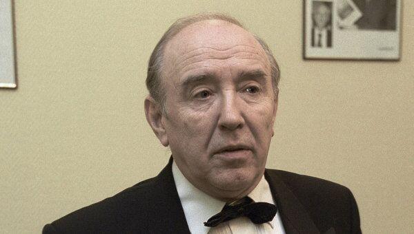 Пианист Владимир Крайнев