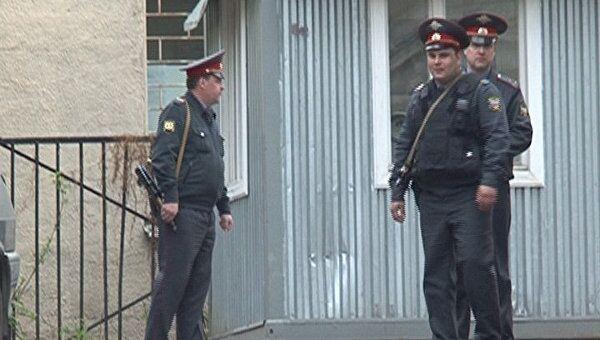Взрыв у здания ОВД на Пятницкой улице в Москве. Видео с места ЧП