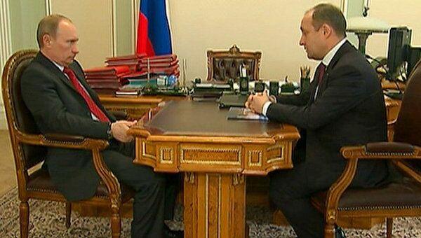 Глава Совкомфлота рассказал Путину, какие суда нужны России