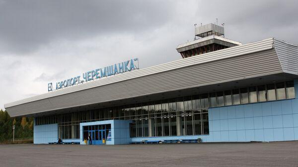Аэропорт Черемшанка в Красноярске