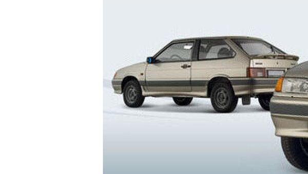 Автомобиль Lada-2113. Архив