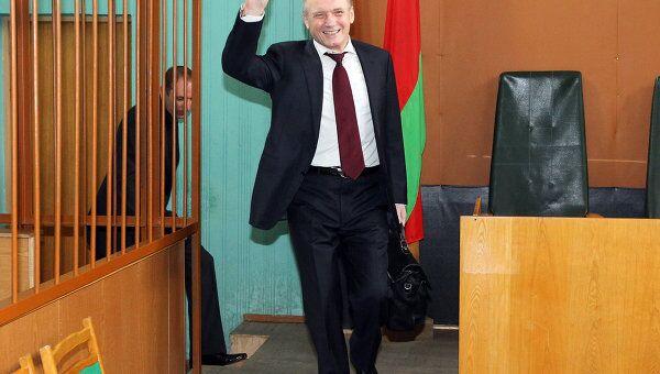 Бывший кандидат в президенты Беларуси Владимир Некляев. Архив