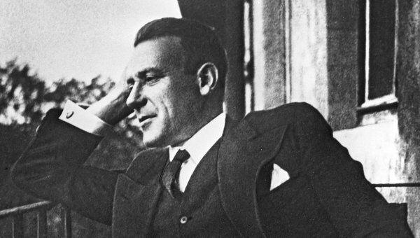 Писатель Михаил Афанасьевич Булгаков