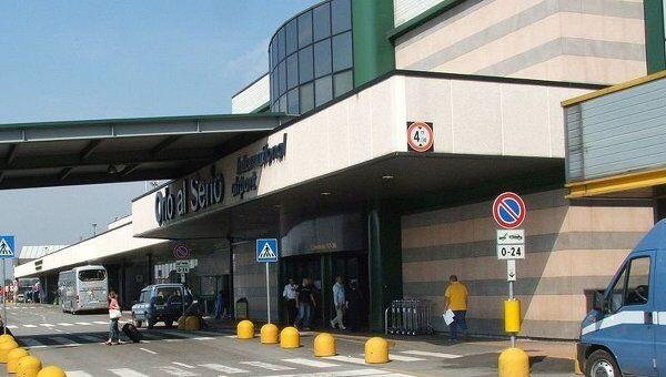 Аэропорт Bergamo (Orio al Serio). Архивное фото