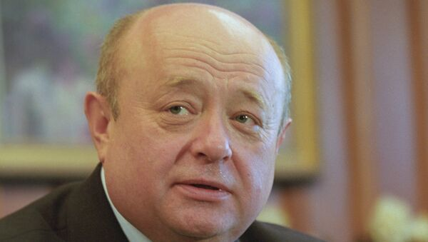 Михаил Фрадков. Архивное фото