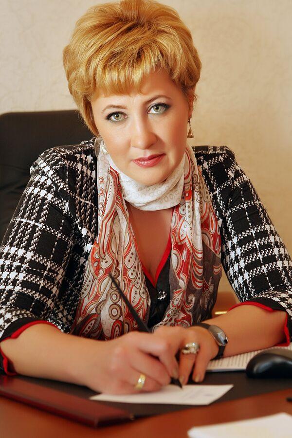 Заместитель руководителя департамента семейной и молодежной политики Москвы Юлия Гримальская