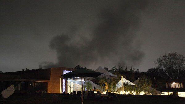 Ситуация в Триполи, Ливия