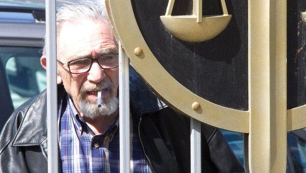 Отец экс-главы ЮКОСа Михаила Ходорковского Борис Ходорковский. Архив