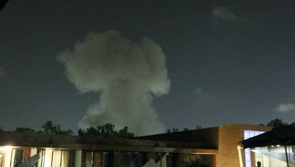 Бомбардировки Триполи