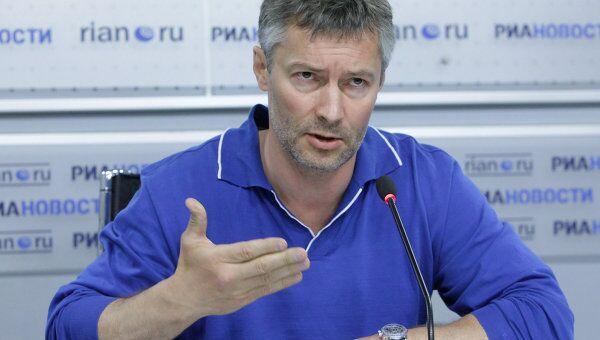 Председатель попечительского совета фонда Город без наркотиков Евгений Ройзман
