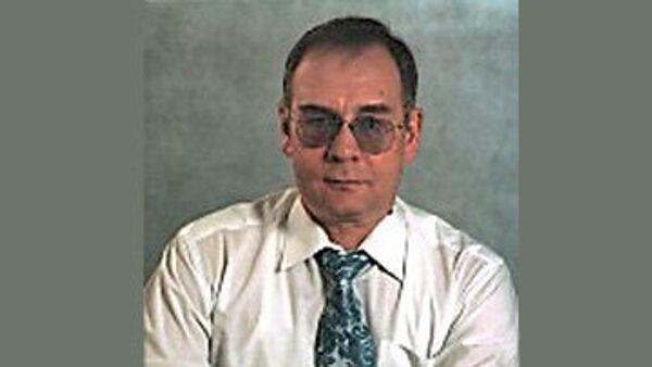 Глава города Абакана Николай Булакин, архивное фото.
