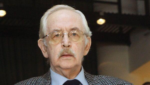 Василий Ливанов. Архивное фото
