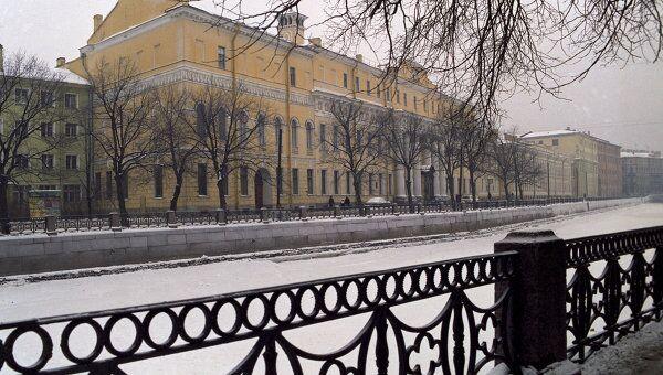 Юсуповский дворец на Мойке. Архив