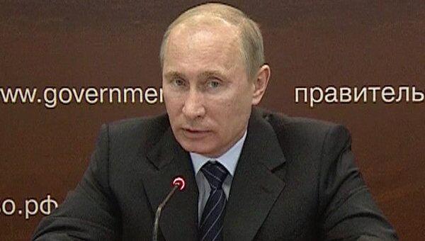 Путин поддержал идею общественного контроля строительства и ремонта дорог