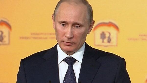 Государство должно и будет оплачивать среднее общее образование – Путин