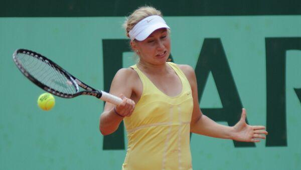 Дарья Гаврилова. Архивное фото