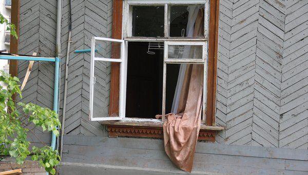 Последствия взрыва на арсенале в Удмуртии