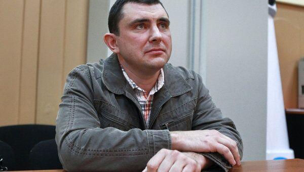 Прокурор подмосковного города Озеры Анатолий Дрок. Архивное фото