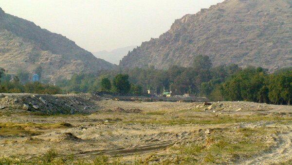 Провинция Нангархар на востоке Афганистана. Архив